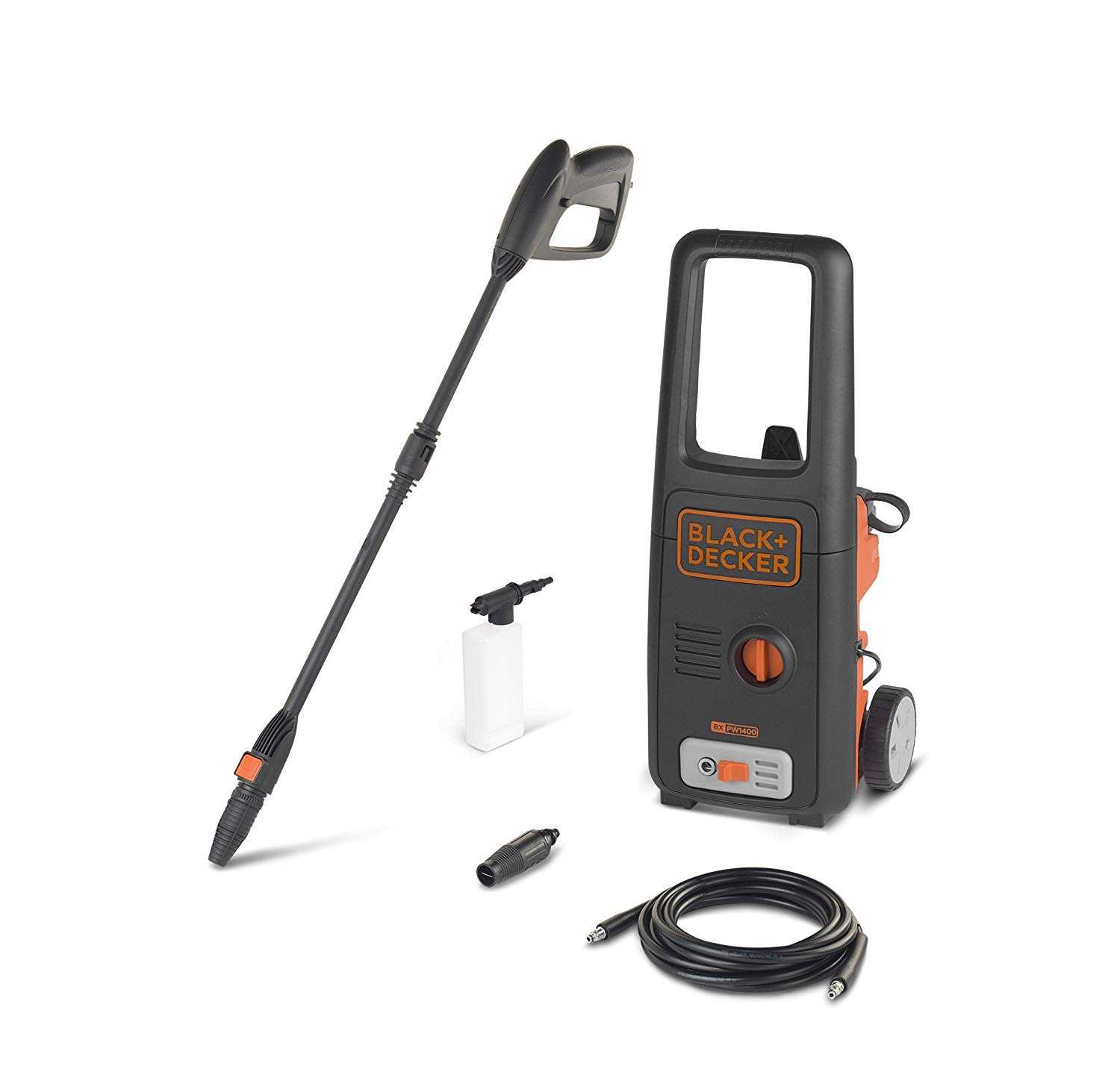 hidrolimpiadora black and decker 1400e