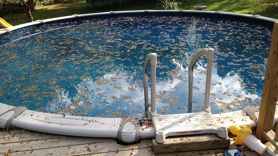 limpiar piscina con hidrolimpiadora