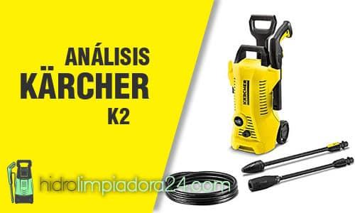 analisis karcher k2
