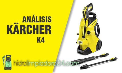 analisis karcher k4